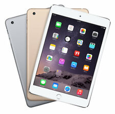 Apple iPad Mini 4 16GB 64GB 128GB Silver Gold Retina Display WiFi Tablet