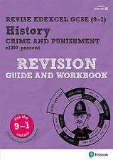 Revise Edexcel GCSE (9-1) History Crime and Punishment in Britain Revision Guide