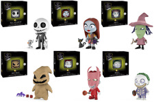 FUNKO 5 STAR  DISNEY'S THE NIGHTMARE BEFORE CHRISTMAS VINYL Articulating FIGURES