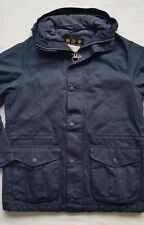 Barbour Bryn  Men's  Waxed Cotton Insulated Jacket - Navy, Size M, L, XL
