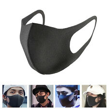 3x Cycling Anti Dust Haze Sponge Mouth Face Mask Respirator Adult /Kid---