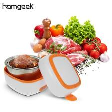 Homgeek® Mini Rice Cooker Electric Meal Box Thermal Insulation Lunch Box