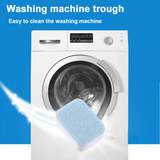 1/5/10/50 Pcs Washer Cleaner Tablets Concentrated Detergent for Washing Machine