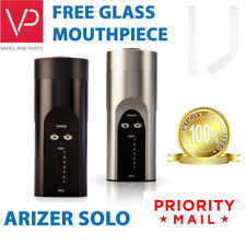 ARIZER SOLO I PORTABLE DEVICE | COLORS AVAILABLE | EXTRA FREE GLASS MOUTHPIECE