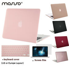 MOSISO® Plastic Hard Case Cover for Macbook Retina Air Pro 13 Matte Laptop Shell