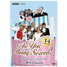 Are You Being Served? The Complete Collection 2009, 14-Disc DVD Set 69 Episodes!