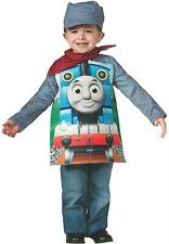 Rubies Thomas and Friends, Deluxe the Tank Engine Engineer Costume, Child...