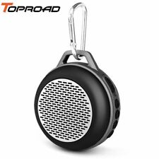 TOPROAD® Mini Bluetooth Speaker Altavoces Portable Wireless Stereo Bass Speaker