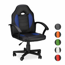 Gaming Chair XR7, Ergonomic Office Chair, Adjustable Seat Height, Swivel Chair