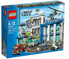 LEGO City Police Station (60047) Brand New