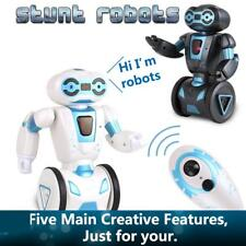 Intelligent Remote Control Robot Kids Toy RC Smart Walking Model Childrens Gift