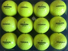 Bridgestone B330 RX Yellow Golf Balls