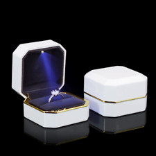 Ring Box with Light