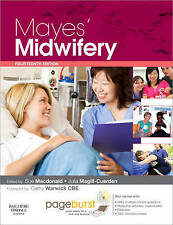 Mayes' Midwifery: A Textbook for Midwives by Elsevier Health Sciences (Mixed...
