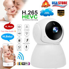 HD Wireless Wifi 1080P IP Camera CCTV Security Webcam Home Baby Pet Monitor CAM