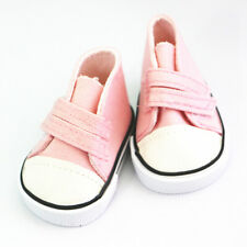 Canvas Sneakers Flats Dress Shoes for 18 INCH American Girl Doll Accessories