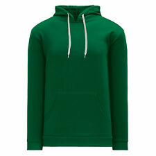 Classic Lace Athletic Kangaroo Hoodie - Kelly - Athletic Knit