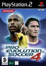 Pro Evolution Soccer 4 (PS2) VideoGame