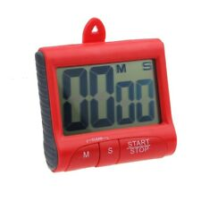 Digital Magnetic Kitchen Cooking Timer Count-Down Loud Alarm Large LCD Display