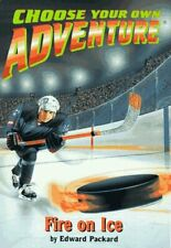 FIRE ON ICE (CHOOSE YOUR OWN ADVENTURE NO. 181) (CHOOSE YOUR OWN By Edward