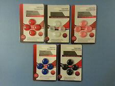 4 Analog Stick Thumb Grips for Playstation 4 PS4 PS3 Xbox One 360 Switch -NEW-