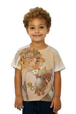 "Yizzam- Alphonse Mucha - ""Fruit"" (1897) - New Kids Childrens Tshirt XS S M L XL"