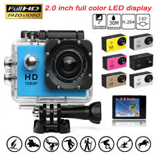 Ultra 4K Full HD 1080P Waterproof Sports Camera WiFi Action DVR Camcorder GoPro