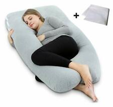 Angqi Pregnancy Pillow, U Shaped Maternity Pillow For Pregnant Women With Body P