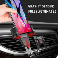 Gravity Car Air Vent Mount Cradle Holder Stand For Smart Cell Phone GPS Support