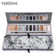 12Colors Eyeshadow Palette Beauty Makeup Matte Shimmer Eye Shadow Cosmetic Gift