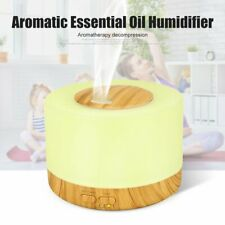 Essential Oil Diffuser Ultrasonic Aromatherapy Fragrant Oil Humidifier Vaporizer