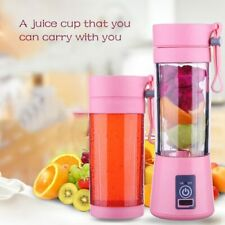 380ml Portable Electric Juice Blender Smoothie Maker Juicer Cup Rechargeable USB