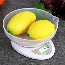 1pc Digital Electronic Kitchen Food Diet Postal Scale Weight Balance Supplies