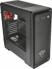 Artikelbild Trust GXT 1110 windowed mid-tower ATX PC case Gehäuse Schwarz