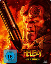 Artikelbild Hellboy - Call of Darkness (Steel Edition) - (Blu-ray) NEU & OVP