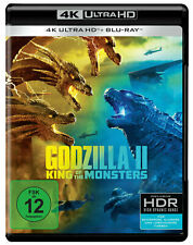 Artikelbild Godzilla II: King of the Monsters [4K Ultra HD Blu-ray + Blu-ray] NEU