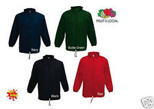 Fruit Of The Loom WINDBREAKER JACKET S - XXL