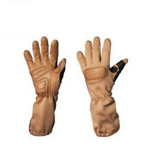 SPECIAL FORCES TACTICAL GLOVES - W KEVLAR-TAN
