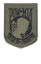 Rothco 1595 Pow/mia Patch - Olive Drab 4.75 Inches X 3.25 Inches