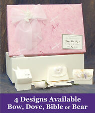 PERSONALISED 1st Holy Communion Keepsake Memory Box Z10
