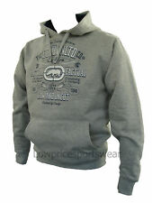 ECKO MENS KENTUCKY HOODED TRACKSUIT TOP LTGRY ALL SIZES