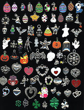 HOLIDAY CHARM SETS ~ HALLOWEEN, EASTER + ~ $1.00 AND UP