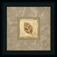 Memento of Fall IV Leaf Arts and Craft Décor Framed Art Print Wall Décor Picture