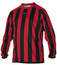 Stanno Full Team Göteborg Football Kit In Red/Black inc. numbers and sponsors!