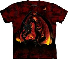New FIREBALL DRAGON T Shirt