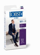 Jobst ForMen Mens Compression Knee Socks 30-40 mmhg Supports Therapeutic Therapy