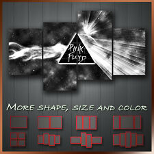 ' Pink Floyd Dark Side Of The Moon ' Icon Decorative Wall Art Canvas