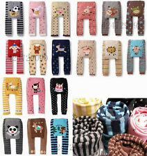 HOT Fashion Baby Cute Toddler Animal Leggings Tights Pants A B C 3 Size