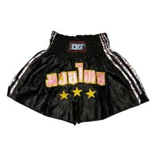 PINK DUO 'S&S' THAI BOXING TRAINING & FIGHTING SHORTS
