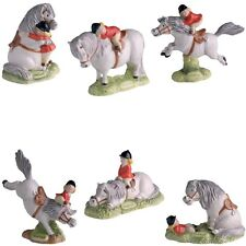 NEW boxed JOHN BESWICK grey Thelwell pony horse figure, The Greatest & more